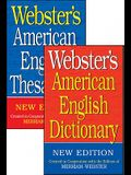 Webster's American English Dictionary/Webster's American English Thesaurus Set