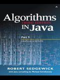Algorithms in Java: Part 5, Graph Algorithms