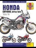 Honda Crf1000l Africa Twin from 2016-2019 Haynes Repair Manual