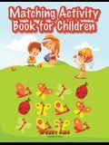 Matching Activity Book for Children
