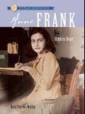 Anne Frank: Hidden Hope (Sterling Biographies®)