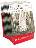 Le Loup, Le Canard Et La Souris Presentoir de Comptoir 8 Exemplaires