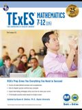 TExES Mathematics 7-12 (235) Book + Online