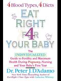 Eat Right for Your Baby: The Individulized Guide to Fertility and Maximum Heatlh During Pregnancy