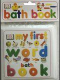 My First Word Bath Book