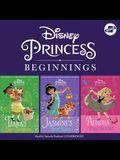 Disney Princess Beginnings: Jasmine, Tiana & Aurora: Jasmine's New Rules, Tiana's Best Surprise, Aurora Plays the Part