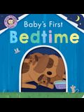 Baby's First Bedtime: With Sturdy Flaps