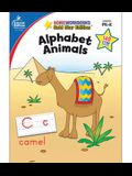 Alphabet Animals, Grades Pk - K: Gold Star Edition