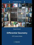 Differential Geometry: 1972 Lecture Notes