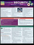 Computer Security: Quickstudy Laminated Reference Guide