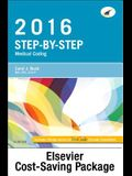 Step-By-Step Medical Coding 2016 Edition - Text, Workbook, 2016 ICD-10-CM for Hospitals Professional Edition, 2016 ICD-10-PCs Professional Edition, 20