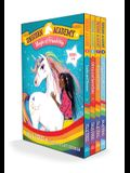 Unicorn Academy: Magic of Friendship Boxed Set (Books 5-8)