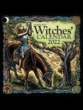 Llewellyn's 2022 Witches' Calendar