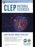 CLEP® Natural Sciences Book + Online (CLEP Test Preparation)