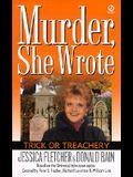 Murder, She Wrote: Trick or Treachery