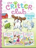 The Critter Club: Amy and the Missing Puppy/All about Ellie/Liz Learns a Lesson