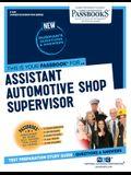 Assistant Automotive Shop Supervisor, 529
