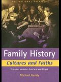 Family History Cultures and Faiths: Expert Advice to Speed Up Your Search
