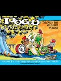 Pogo the Complete Syndicated Comic Strips: Through the Wild Blue Wonder