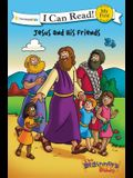 The Beginner's Bible Jesus and His Friends: My First