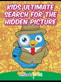 Kids Ultimate Search for the Hidden Picture Activity Book