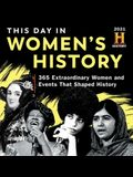 2021 History Channel This Day in Women's History Boxed Calendar: 365 Extraordinary Women and Events That Shaped History