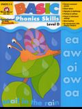 Basic Phonics Skills, Level D: EMC 3321