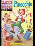 Pinocchio (Classics Illustrated Junior)