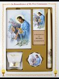 First Mass Book Deluxe Set: An Easy Way of Participating at Mass for Boys and Girls