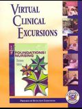 Foundations of Nursing and Virtual Clinical Excursions 2.0 Package [With CDROM]