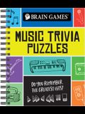 Brain Games Trivia - Music Trivia