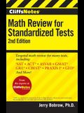CliffsNotes Math Review for Standardized Tests, 2nd Edition (CliffsTestPrep)