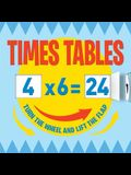 Turn the Wheel Times Tables
