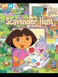 Look and Find: Dora the Explorer, Scavenger Hunt