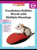 Vocabulary Builder: Words with Multiple Meanings, Level 3-4