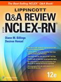 Lippincott Q&A Review for NCLEX-RN (Lippioncott's Review for Nclex-Rn)