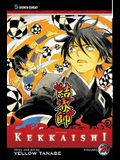 Kekkaishi, Vol. 24, 24