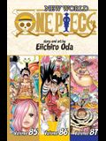 One Piece (Omnibus Edition), Vol. 29, Volume 29: Includes Vols. 85, 86 & 87