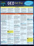 GED Test Prep - Mathematical Reasoning: A Quickstudy Laminated Reference Guide