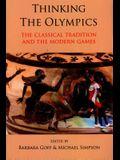 Thinking the Olympics
