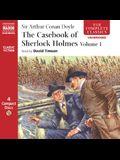 The Casebook of Sherlock Holmes, Volume 1