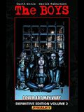 The Boys Definitive Edition Volume 2