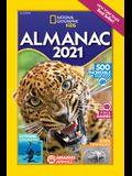 National Geographic Kids Almanac 2021, U.S. Edition