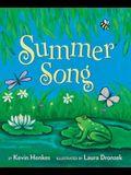 Summer Song Board Book