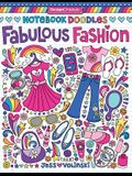 Notebook Doodles Fabulous Fashion: Coloring & Activity Book