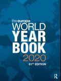 The Europa World Year Book 2020