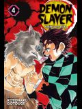 Demon Slayer: Kimetsu No Yaiba, Vol. 4, 4