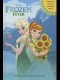 Frozen Fever: The Deluxe Novelization (Disney Frozen)