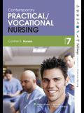Contemporary Practical/Vocational Nursing [With Access Code]