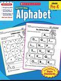 Scholastic Success with Alphabet Workbook